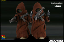 Hot! Medicom Toys Star Wars 2009 VCD Vinyl Collectible Dolls 1/6 Jawa LOT 2 CAN