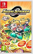 Sushi Stricker the Way of Sushido Nintendo Switch