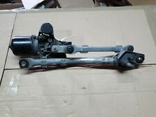PEUGEOT 107 /CITROEN C1 / TOYOTA AYGO  FRONT WIPER MOTOR  AND LINKAGE 2005-2014