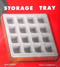 Teng Accessori ttd02 pezzi / cassetta attrezzi Contenitore Base con 16 scomparti