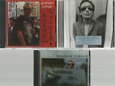 GRAHAM PARKER You Can't Be Too Strong Introduction + BIG MAN ON PAPER LIVE ALONE
