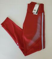 DX7589 Adidas Women Training Believe This Long Tight High Rise Tights Size Large