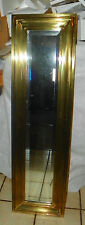Brass Beveled Mirror by Pennsylvania House (Rp-Mr7)