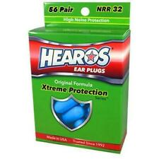 Hearos Xtreme Protection Series Ear Plugs Blue 56 Pair