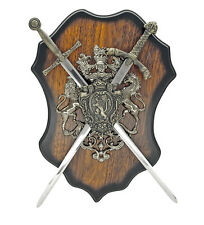 NEW Excalibur & Richard The Lion Heart Mini Sword / Letter Opener Decor