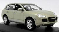 Minichamps 1/43 Scale Model Car PS05 - 2002 Porsche Turbo - Metallic Champagne