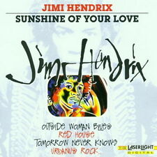 Jimi Hendrix Sunshine Of Your Love (Red House, Soul Food) 1999 CD Album