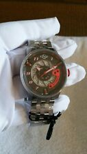 Gevril Motorcycle Swiss Made Automatic Motor Sports Men's Watch Limited Edition