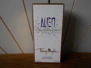 ALIEN RADIANT SHOWER GEL ladies perfume/fragrance product THIERRY MUGLER, 200ml
