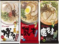 Marutai stick noodles classic pork taste set Hakata, Kumamoto, Kagoshima, Kyushu