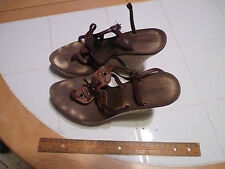Nine West Size 6 Medium Womans Belclare6 Italian Shoes