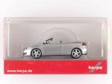 Herpa 034869 VW Golf VI Cabrio silber Modellauto 1:87 NEU OVP ST 1605-07-95