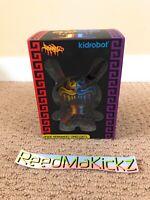 "Kidrobot Dunny 5"" OMECOATL by Jesse Hernandez NEW UNOPEN BOX"