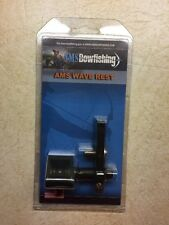 Ams Bowfishing Wave Rest Fits Rh or Lh. M151 New