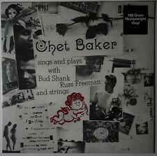 Chet Baker - Sings and Plays with... LP 180g vinyl NEU/SEALED