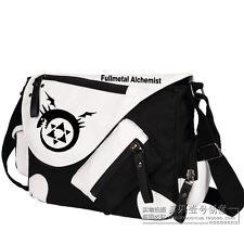 Full Metal Alchemist Messenger Bag Shoulder Bag Cosplay Satchel Laptop#YH-Z6