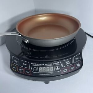 Nuwave Precision 2 Induction Cooking System Stove Cook Top Model 30151AQ (CLEAN)