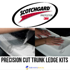 3M Scotchgard Paint Protection Film Pro Series Trunk Ledge for Infiniti Car