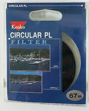 Kenko CIRCULAR PL CPL Filter 67mm for Lens Made in Japan