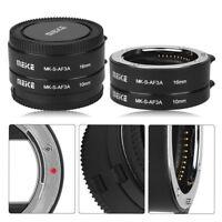 Meike Automatic Auto Focu Macro Extension Tube Adapter for Sony E Mount Camera