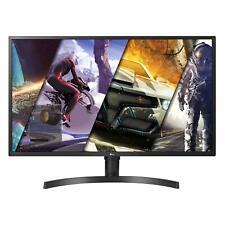 LG 32UK550-B 32'' 4K UHD FreeSync Gaming Monitor VA HDR10 4MS HDMI DP Speakers