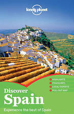 (Good)-Discover Spain (Lonely Planet Country Guides) (Paperback)-Butler, Stuart-