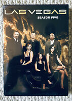 LAS VEGAS The Complete Fifth Season 5 TV Show (4 DVD Set) Factory Sealed NEW