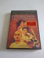 """Crouching Tiger - Hidden Dragon"" - Dvd - 2000 - New - Sealed"