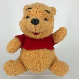 Vintage 1998 Disney Mattel Winnie the Pooh Collectible 9 Inch Plush Toy