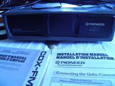 Pioneer CDX-FM623S Car Audio 6 CD REMOTE Changer  COMPLETE