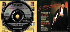 La Bamba soundtrack Cd (West German pressing)- Los Lobos,Bo Diddley,Brian Setzer