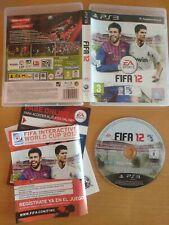 FIFA 12 Sports juego original play3 play station 3