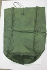 "Mint Army Waterproof Clothing Bag Military Wet Weather Laundry Gear 29"" x 16"""
