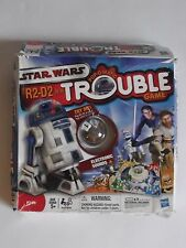 Star Wars R2 - D2 Is In Trouble Game ... Pop - O - Matic!!