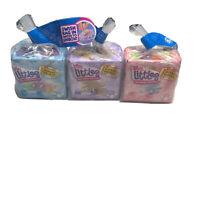 Shopkins Lot Of 3 Frozen Food Season 13 Real Littles Mini Blind Packs New