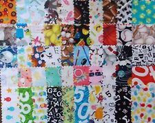 "I Spy 50 Piece Charm Pack 5"" Squares Quilt Fabric Premium Cotton Baby Children.."