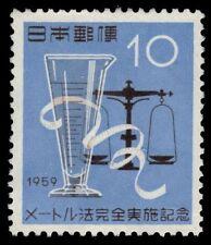 JAPAN 673 (Mi705) - Adoption of the Metric System (pa66972)