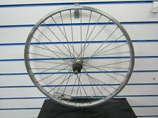 "MOUNTAIN BIKE WHEELS 26"" FRONT & REAR OFF A RALEIGH ACTIVATOR  VINTAGE"