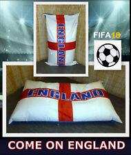 ENGLAND FOOTBALL WORLD CUP BEANBAG LOUNGER FLOOR CUSHION BEAN BAG CHAIR SOFA