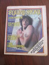 Rolling Stone 220 Aerosmith Isabelle Adjani ZZ Top
