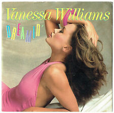 "VANESSA WILLIAMS - 7"" - Dreamin'  UK Picture Sleeve.  Polydor"