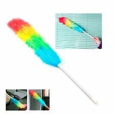 """1pc Soft Magic Plastic Feather Duster Anti Static Car Home Window Cleaner 28"""""""