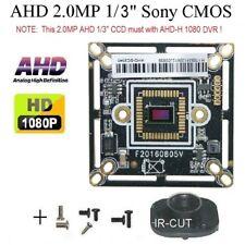 "AHD HD 1080P 2.0mp 1/3"" Sony CMOS CCTV Color Board Camera + IR-CUT (A-31"