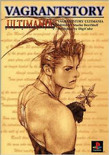 VAGRANT STORY  BOOK art   VAGRANT STORY ULTIMANIA