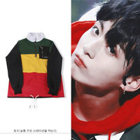 KPOP BTS JUNG KOOK Hoodie Love Yourself Pullover Bangtan Boys Sweatshirts New