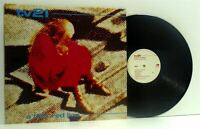 TV21 a thin red line (1st uk press) LP EX/EX, SML 1123, vinyl, with lyric inner,