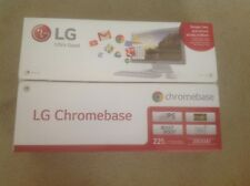 LG Chromebase 22CV241 21.5in. (16GB, Celeron Dual Core, 1.4GHz, 2GB) All-in-One