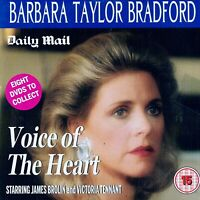 A Woman of Substance - Voice Of The Heart - DVD N/Paper