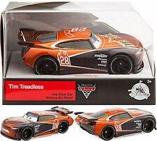 New! Disney Store TIM TREADLESS 1:43 Die Cast Car ~Disney-Pixar Cars 3~ In Hand