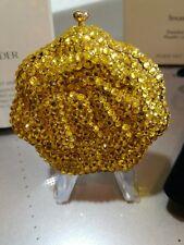 Estee Lauder  Texas Rose Crystal  Powder Compact BNWB